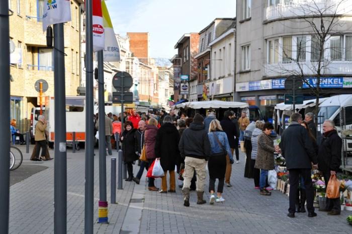 Woensdagmarkt Willebroek voorlopig opgeschort