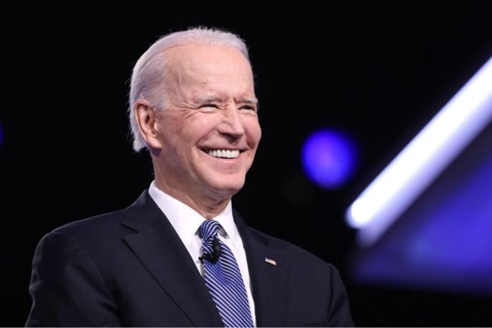Joe Biden stevent af op Democratische nominatie