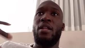 """Romelu Lukaku vanuit Milaan: """"Ik mis het normale leven, nu leer je te appreciëren wat je hebt"""""""