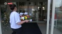 Leerlingen KA Beveren steken rusthuisbewoners een hart onder de riem
