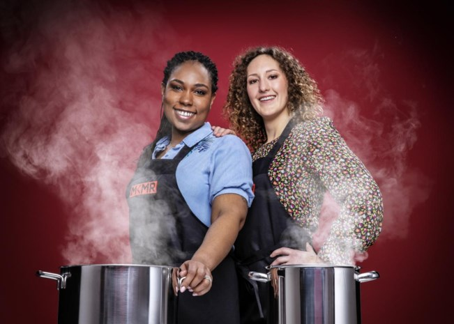 """Nieuwe duo's willen sterrenchefs imponeren in VTM-programma: """"Maar restaurant openen is voorlopig onmogelijk"""""""
