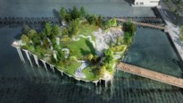 Little Island open voor New Yorkers in lente van 2021
