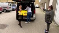 Bewoners woonwagenpark Deurne helpen minderbedeelden met voedselpakketten