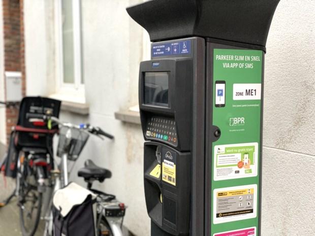 Betalend parkeren in Mechelen tijdelijk opgeschort
