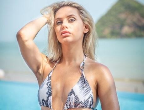 Edegemse ex-Playmate duikt op in 'Temptation Island'