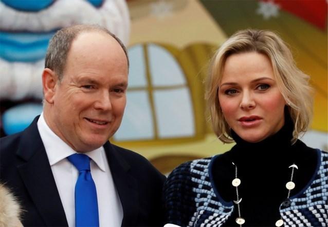 Prins Albert van Monaco heeft corona