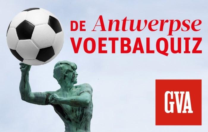 De Antwerpse Voetbalquiz: ken jij de tien onorthodoxe breinbrekers van Dave Peters?