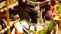 Bioshop levert aan huis dankzij klanten die willen helpen bij bestellingen