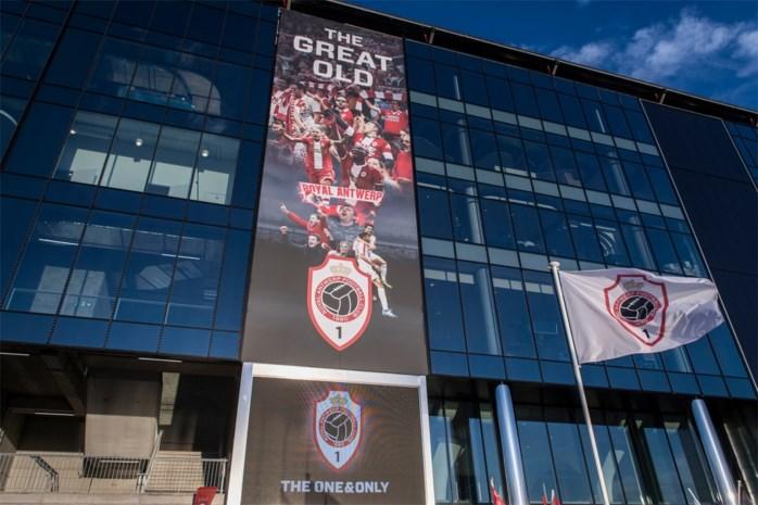 Antwerp FC: werken aan tribune 4 voorlopig opgeschort