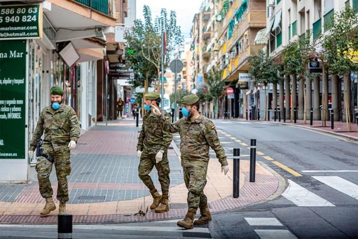 """Antwerpenaars beleven Spaanse coronacrisis van heel dichtbij: """"Benidorm is nu oorlogsgebied"""""""