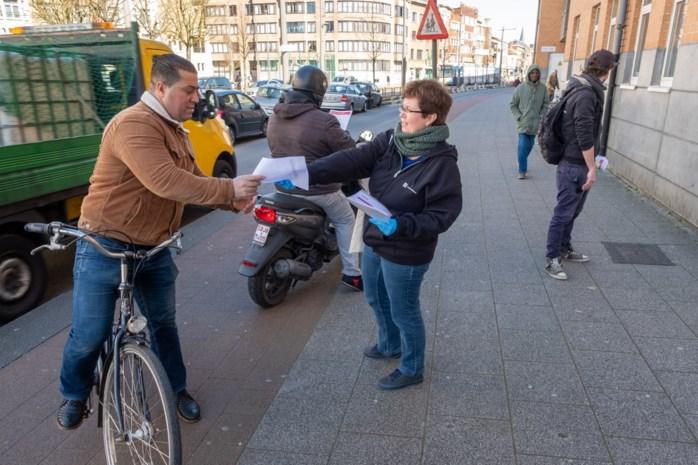 Nog steeds inwoners die amper iets weten over coronacrisis: zo proberen ze hen in Antwerpen te bereiken