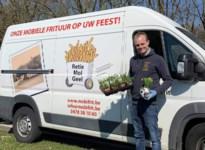 Frietenbakker en tuincentrum slaan handen in elkaar om geïsoleerde rusthuisbewoners op te fleuren