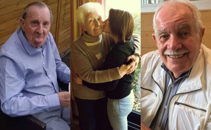 Een portret van Louis, Liane en Jos: de overleden vrienden van de Borgerhoutse serviceflats