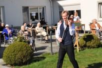 Hamse violist Stijn speelt gratis in woonzorgcentrum
