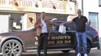 """Taxi Budts en Puur Frituur slaan handen in elkaar: """"Voor wie niet tot hier durft te komen"""""""