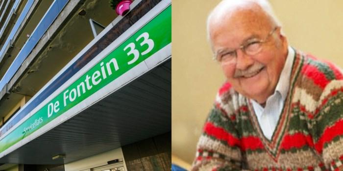 """Frans (86) was de gangmaker van de cafetaria in Borgerhoutse serviceflat: """"Ik zei nog tegen hem dat hij voorzichtig moest zijn"""""""