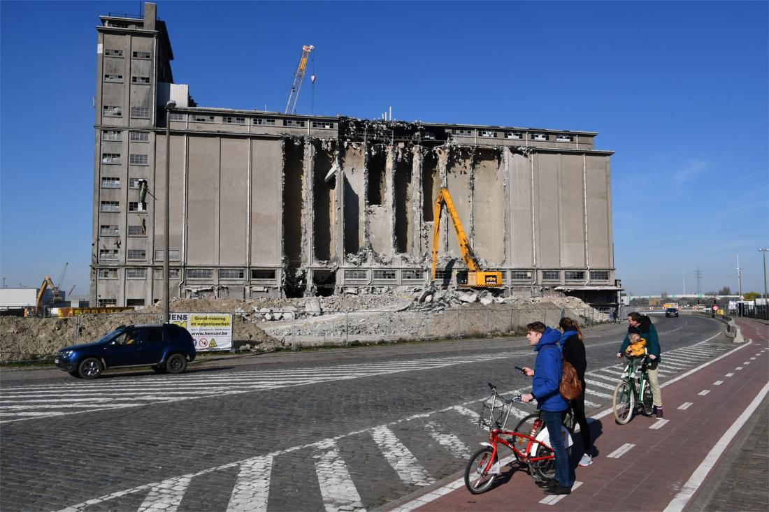 Afbraak Samga-gebouwen gaat wel gewoon door