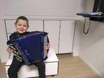11-jarig leukemiepatiëntje weet wat afzondering is en brengt zondag een live accordeonconcert