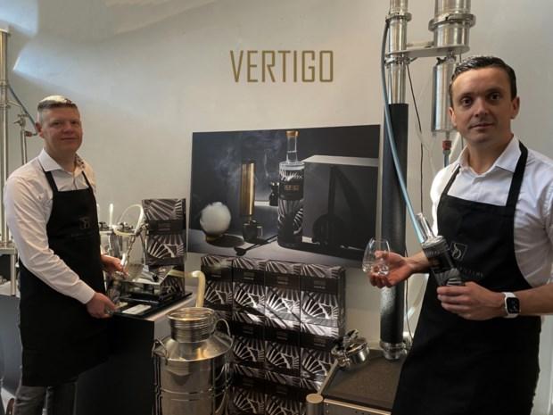 """Vertigo Gin wint goud in VS: """"De gebalanceerde smaakgolven vielen in de smaak bij de jury"""""""