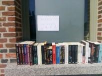 Na de beren op de vensterbank: de boeken op de vensterbank
