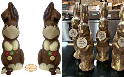 """Chocolatiers sluiten en geven paaseieren weg aan ziekenhuizen: """"Chocola kan troost bieden"""""""