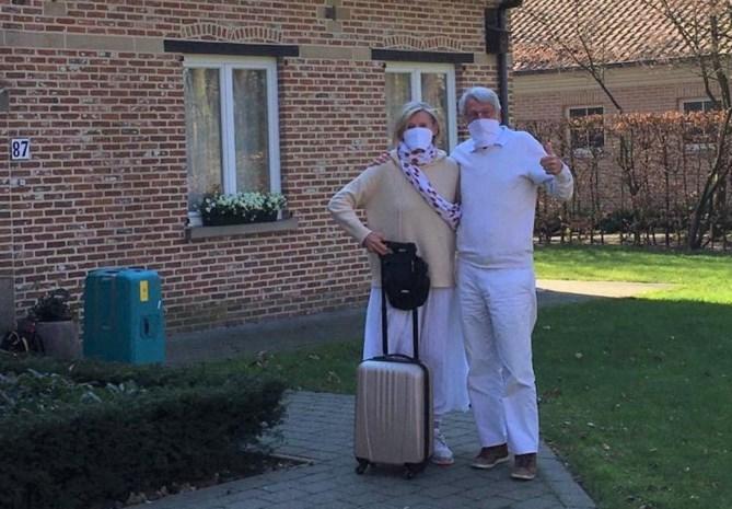 Echtpaar uit Zoersel dat tot juni in Australië dreigde vast te zitten, is dan toch thuis geraakt