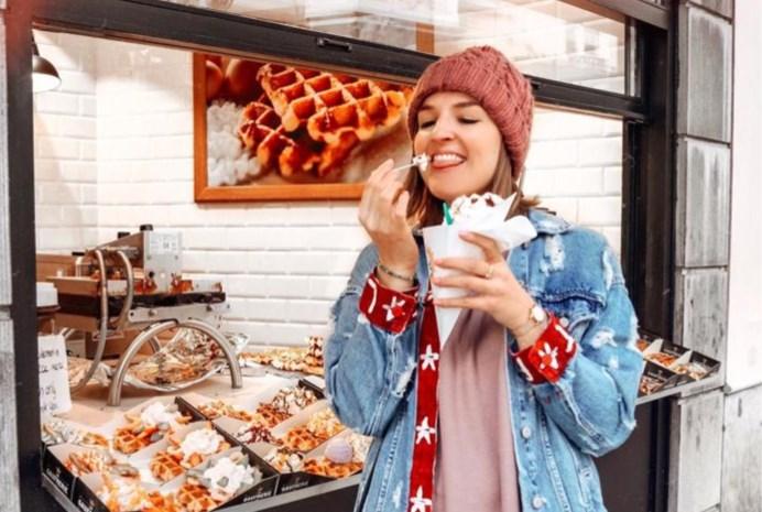 Jolien (29) uit Merksem toont 28.000 volgers de positieve kant van de wereld