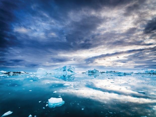 Plots heeft Noordpool ook gat in ozonlaag