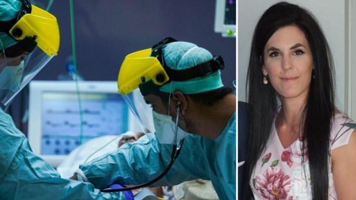 Verpleegkundige Isaura (30) is jongste coronaslachtoffer