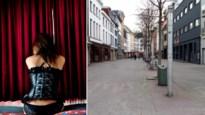 Schipperskwartier is leeg door coronacrisis, maar prostitutie gaat ondergronds gewoon verder