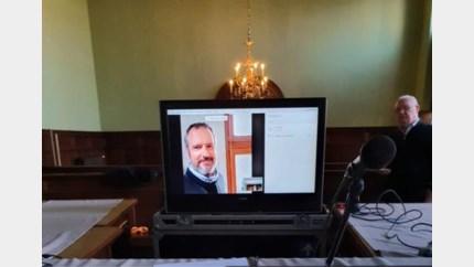 Gevangenen worden niet meer overgebracht: rechtbank legt videoverbinding met gevangenis in