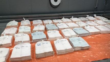 865 kilo cocaïne gevonden in container met ananassen bedoeld voor Antwerpen