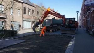 """Heraanleg Begijnenstraat gaat van start: """"We printen kasseien in het asfalt"""""""