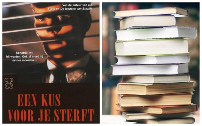 Thrillertip van de dag: 'Een kus voor je sterft'