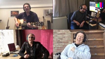 """Strangers """"tribjoetband"""" 4Tact maakt videoclip… in eigen kot"""