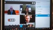 Eerste digitale zitting verloopt succesvol: aangehoudenen volgen proces in gevangenis