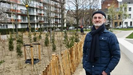 Vinçotteplein wordt 'tiny forest': 750 boompjes en planten moeten uitgroeien tot dichtbegroeid bos