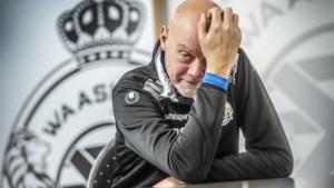 """Coach Waasland-Beveren: """"Ik hád misschien corona. Voetbal is nu echt bijzaak"""""""