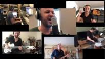 Ook Stan Van Samang en zijn band maken muziek vanuit hun kot