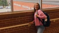 """Uitwisseling van Berlaarse leerlinge in Canada abrupt afgebroken: """"Ik keek erg uit naar het eindejaarsbal"""""""