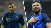 """Vete tussen Franse spitsen blijft duren, Giroud dient Benzema van antwoord: """"Wel eentje die wereldkampioen is"""""""