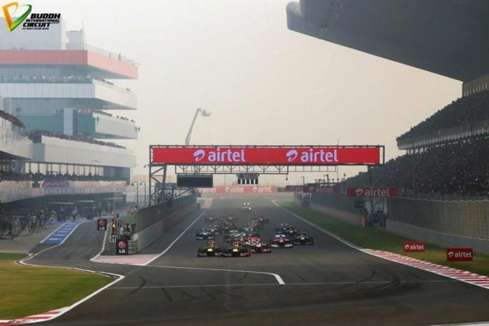 Coronavirus: voormalig F1-circuit in India wordt quarantaine-plaats