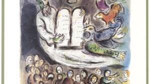 """Het virtueel museum (4): """"Weinig mensen weten dat er in het MAS een werk van Mark Chagall hangt"""""""