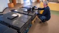 Stad schenkt duizend laptops aan kwetsbare groepen