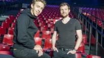 Een ode aan Martine Tanghe en elf andere eigen liedjes: Jonas Van Geel en Jelle Cleymans lanceren hun debuutplaat