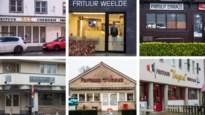 Nederlandse 'friettoeristen' blijven weg: 6 van de 14 frietkoten dicht in grensdorp