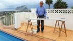 Oud-politicus zit al weken vast in Spanje maar klaagt niet