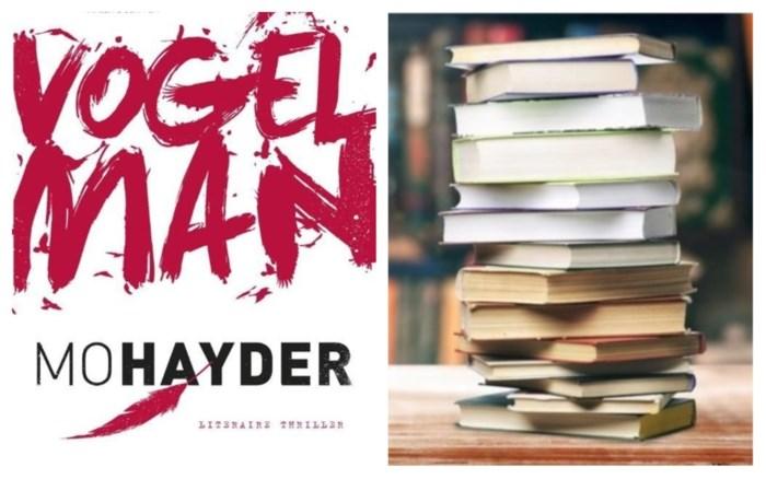 Thrillertip van de dag: 'Vogelman'