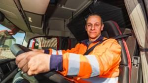 """Erik uit Retie is 'held van nu': """"Zonder vrachtwagenchauffeurs draait het land niet"""""""