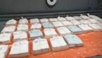 Vier mannen opgepakt met 700 kilogram cocaïne